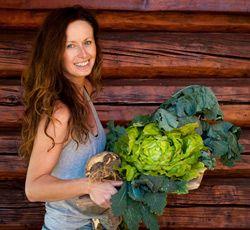 Grønn helse med grønnkåldryss og myntete - Økologisk