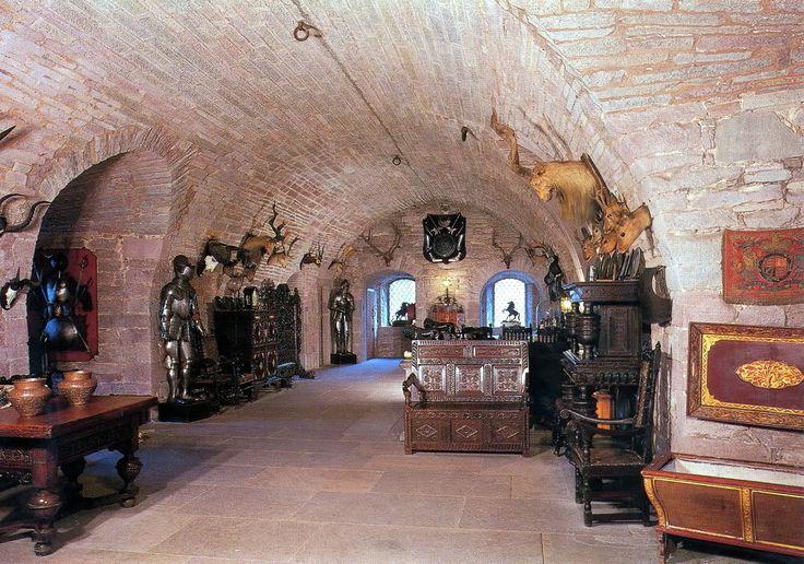 Basement Crypt Glamis Castle Scotland Castle Amp Palace