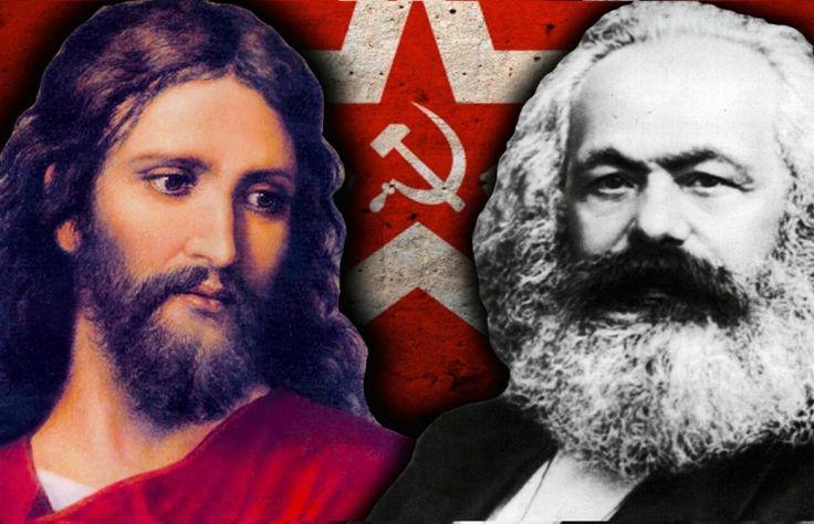 Χριστιανισμός και Κομμουνισμός - Οι ομοιότητες μιας θρησκείας και μιας ιδεολογίας
