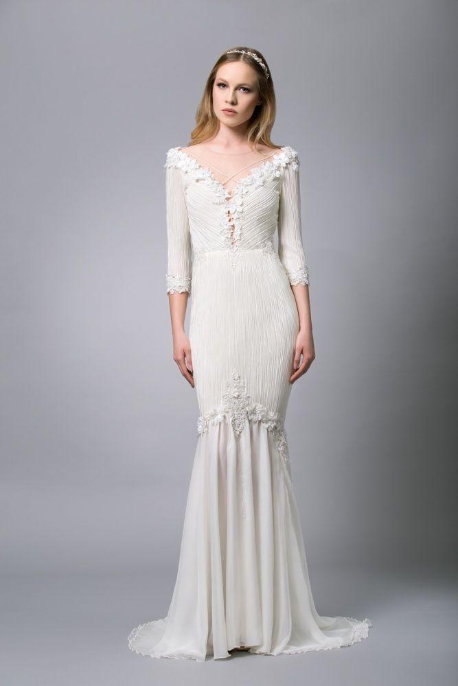 Celia Wedding Gown – Florina Ivascu – Rochie de mireasa Celia