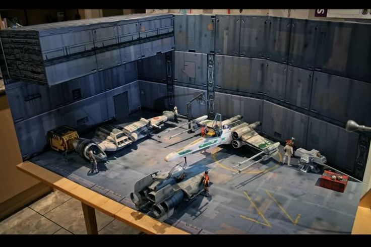 star wars diorama - Google Search | Dioramas and scenes ...