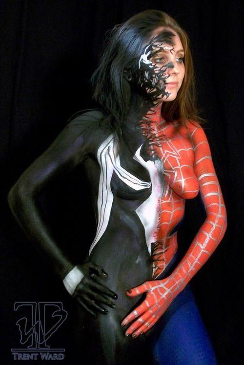 #Cosplay #Spiders: #Ru...
