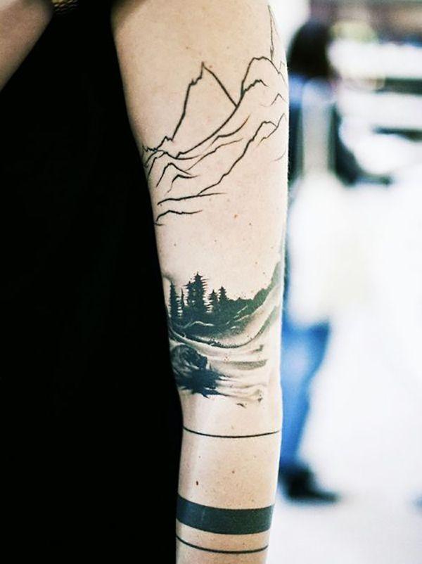25 best ideas about inspirierende tattoos auf pinterest. Black Bedroom Furniture Sets. Home Design Ideas