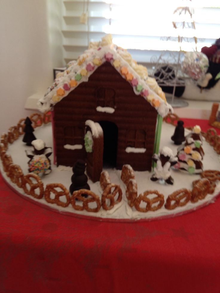 Another Ginger Bread House
