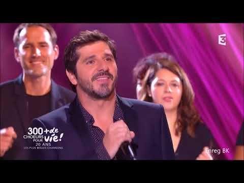 Patrick Fiori - Foule sentimentale - 300 Choeurs pour + de vie  29 septe...