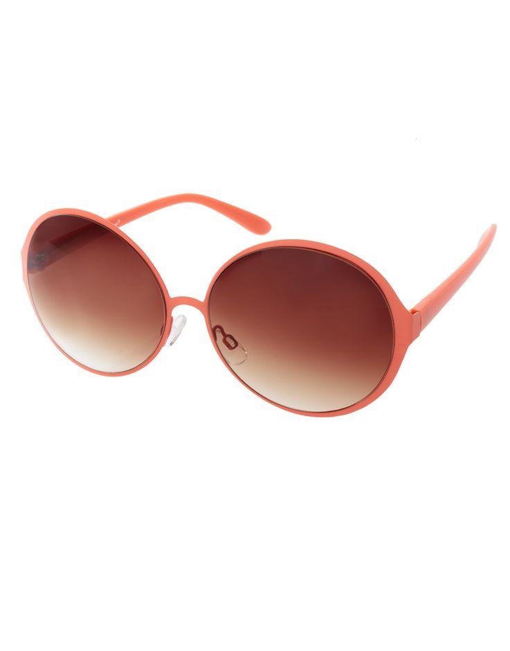 bug eyes: Round Glasses, Bugs Eyes Lov, Color, Circles Frames, Eye Gotta, Retro Shades, Sweet Shades, Bugs Eye Lov, Eye Glasses