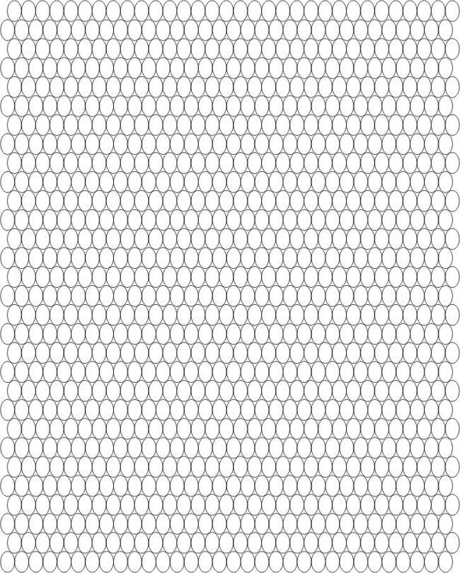 Free Bead Patterns, Blank Brick Pattern by Unique Beaded Jewelry
