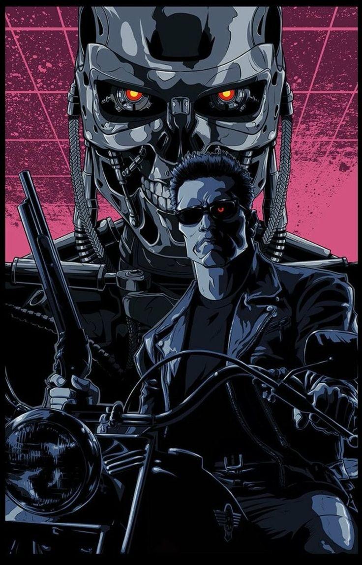 terminator: dark fate - 736×1150