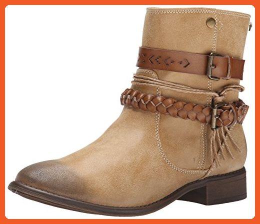 Roxy Women's Skye Boots Western Boot, Tan, 6 M US - Boots for women (*Amazon Partner-Link)