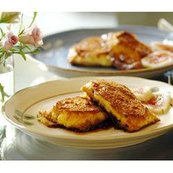 Breakfast And Brunch, Creme Brulee French Toast, A Rich, Puffy Outer Crust Makes This Baked French Toast Recipe Well Worth The Time To Prepare It! Use Country-Style Bread, Challah, Or Baguette Slices.
