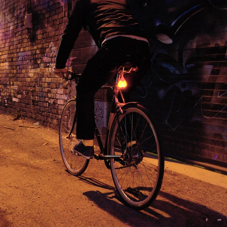 Bike Balls Fahrrad Rücklicht