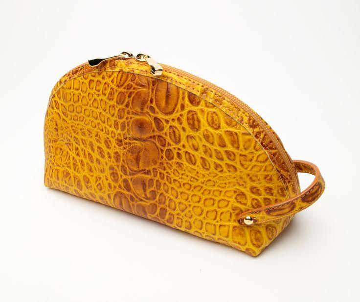 Medium Make-up Bag/Clutch Bag