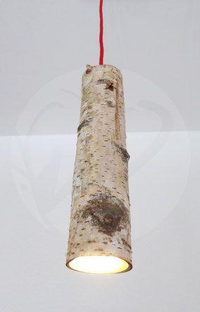 Leuchte »BirkenLichtung«  Mit diesen leuchtenden Ästen erstahlt dein Zuhause im richtigen Licht.   Handgefertigte Pendelleuchte aus naturbelassenem Birkenast mit textilem Stromkabel. Jetzt kaufen auf: www.astwerk-shop.com