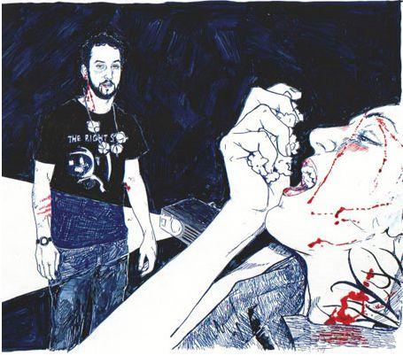 Hope Gangloff - http://www.illustrationdivision.com/gangloff/index.html