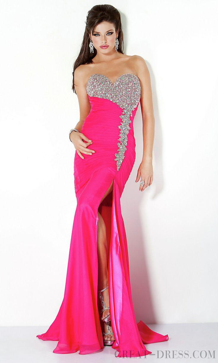 30 mejores imágenes de Evening Dresses 2014 en Pinterest | Cuentas ...