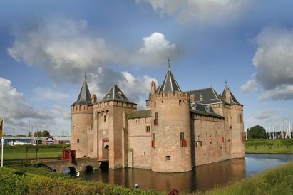 Muiderslot, Netherlands