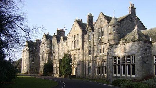 University Hall, University of St Andrews