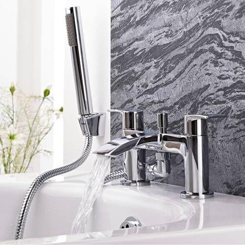 die besten 25 badewannenarmatur ideen auf pinterest badewannen eingebaute badewanne und. Black Bedroom Furniture Sets. Home Design Ideas
