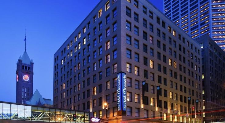 The Hotel Minneapolis, Autograph Collection Minneapolis Centrally located in downtown Minneapolis, this hotel less than a 10-minutes' walk from the Target Center Arena, a multi-purpose venue. Free Wi-Fi is available in the public areas.