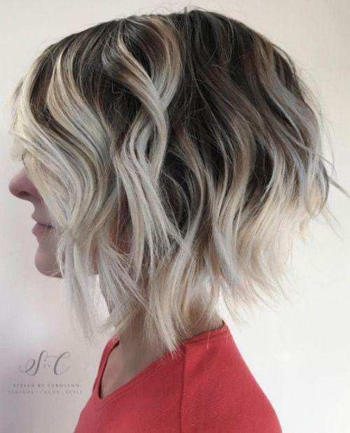 Derfrisuren.top 60 Spring Highlight Ideas for Short Hair spring short ideas Highlight Hair