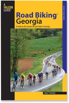 FalconGuides Road Biking Georgia - A Falcon Guide