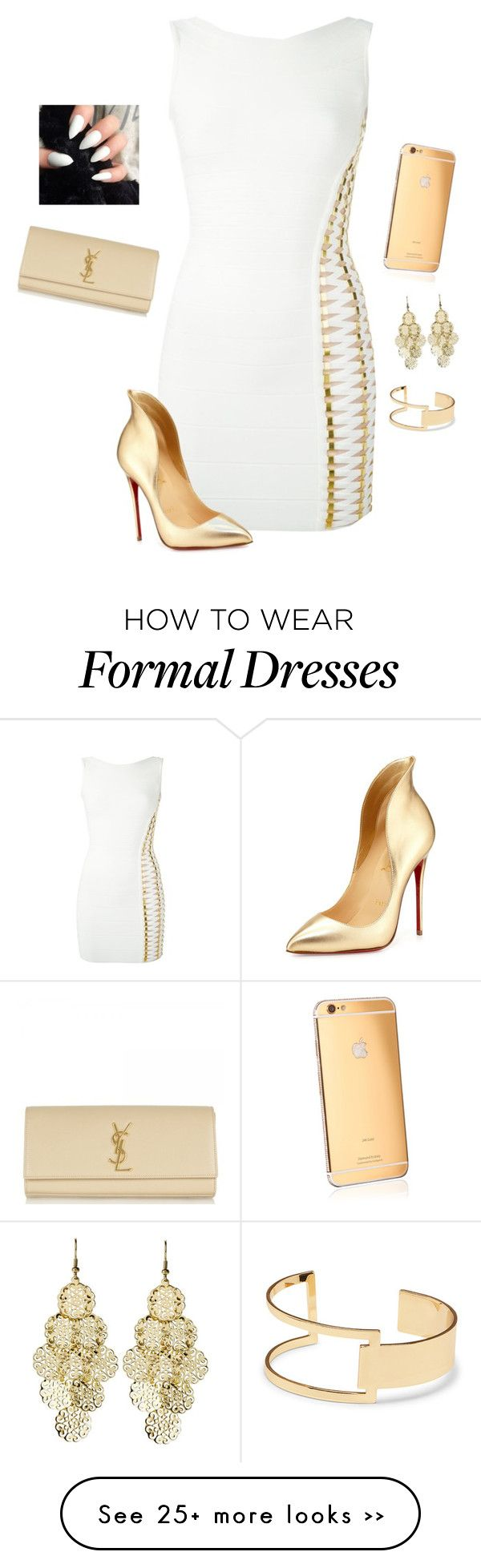 """Formal"" by hanakdudley on Polyvore"