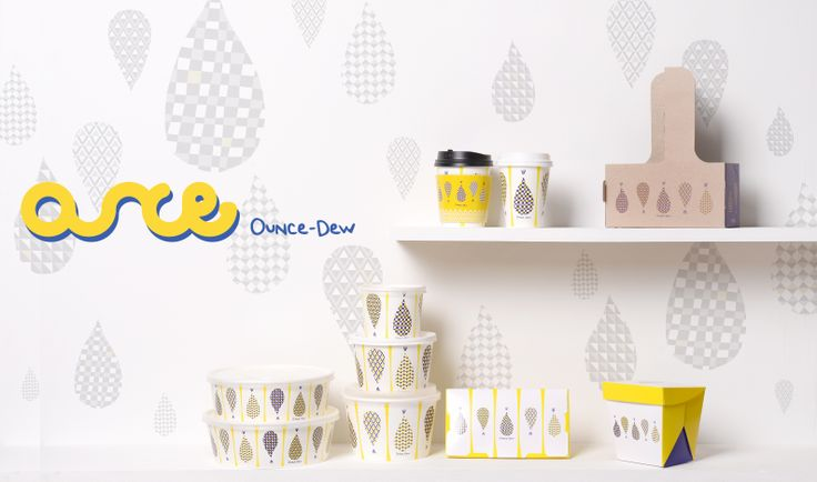 OUNCE- Dew / package design www.ouncemall.com