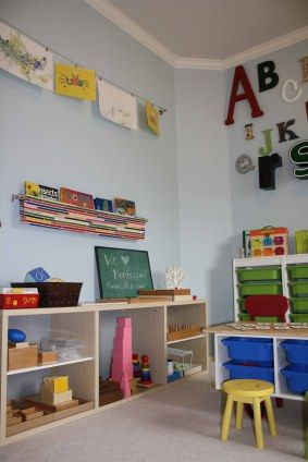 Ask Montessori MOMents: Starting Montessori At Home. Great post if you want to know where to start