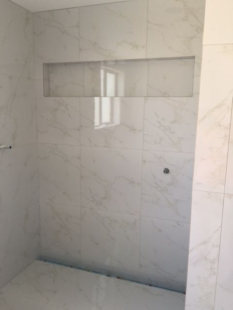 Beautiful Marble look tiles supplied by Independent Ceramics