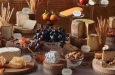 Traditional Cheese Boards for Weddings Peter Callahan Martha Stewart Weddings