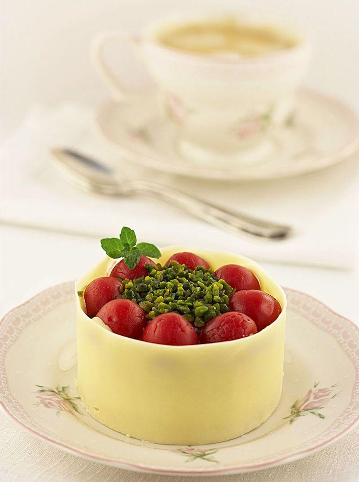 Рецепты тортов из вишни с фотографиями