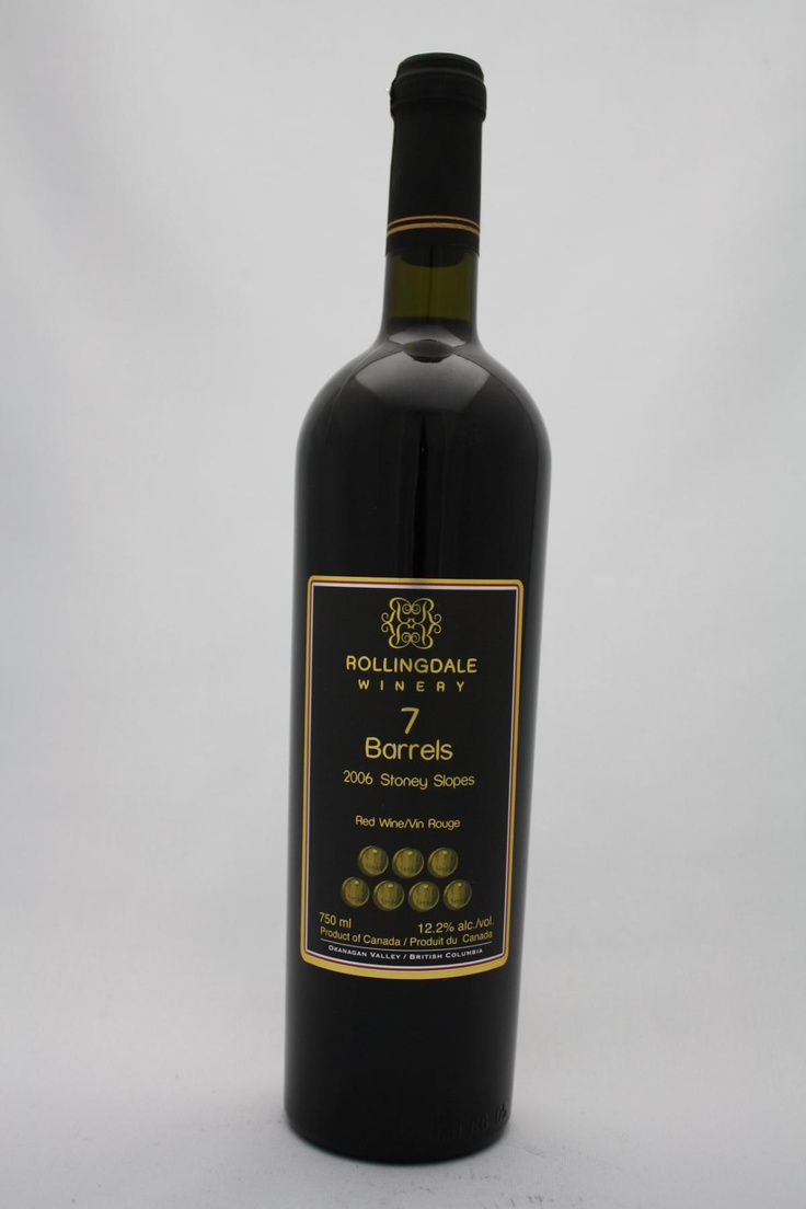 Not often do we great great BC wine here in NS but this is one!  Great price on this Bordeaux blend from the 2010 Organic Winery of the Year!  $23.29 at Harvest Wines and Spirits