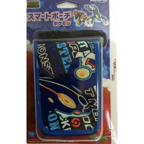 Pokemon 2014 Nintendo 3DSLL/3DS/DSiLL/DSi/DS Lite Primal Kyogre Carrying Pouch