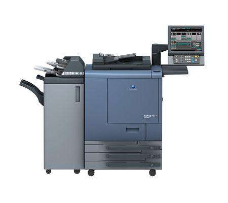 Kolorowy system drukujący #Konica #Minolta bizhub PRO C6000L