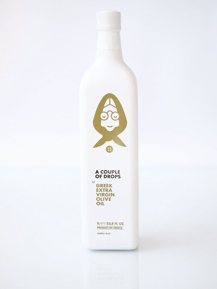 A Couple of Drops Bottle Extra Virgin Olive Oil 1L