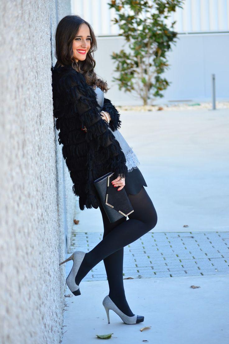 1000 MANERAS DE VESTIR: Lovefield #fetishpantyhose #pantyhosefetish #black #pantyhose #legs #blogger #heels