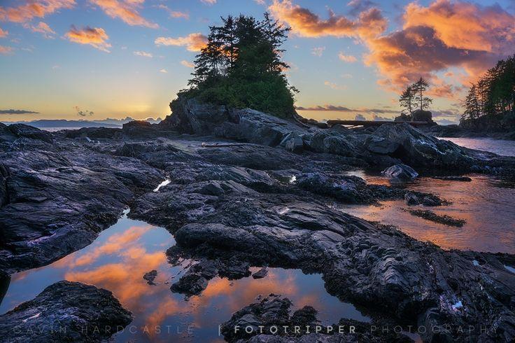 Botanical Beach, Port Renfrew BC