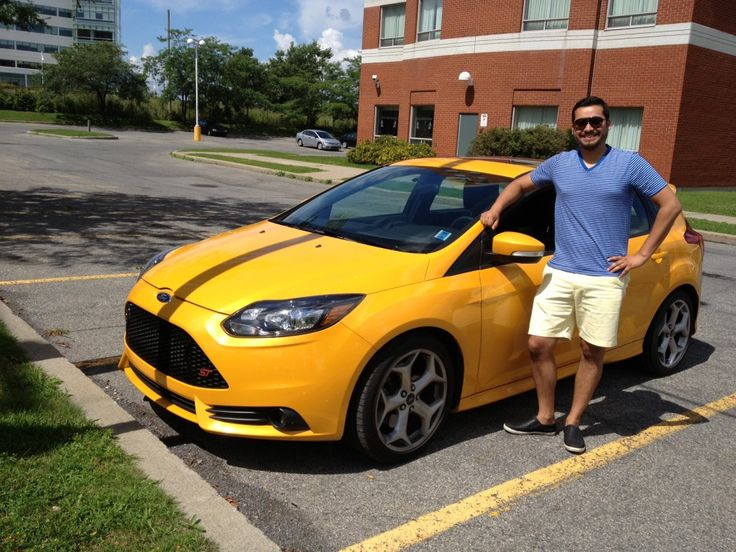 Test Drive: From Halifax to Montreal in a 2013 Ford Focus ST