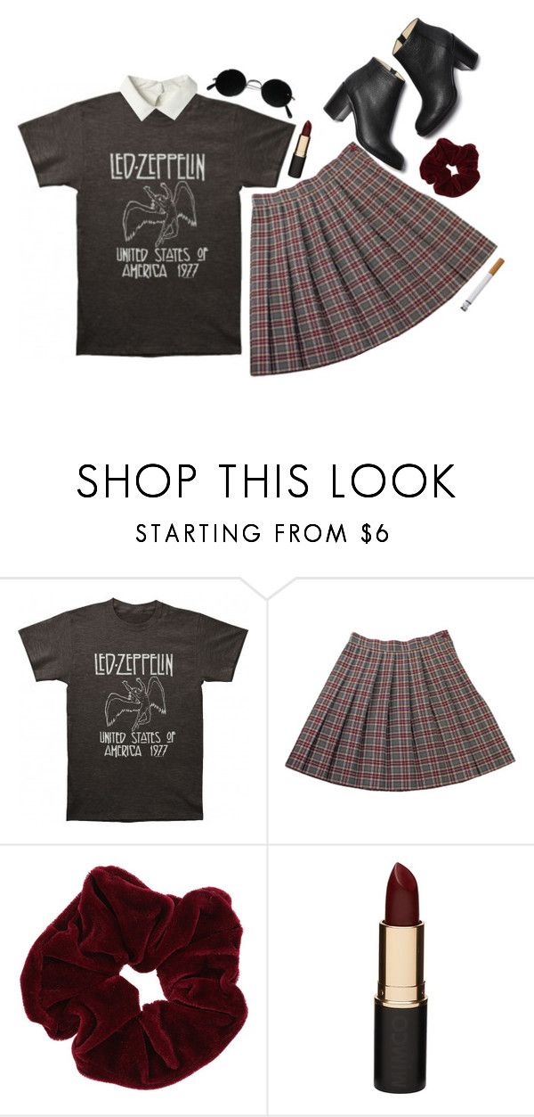 """""""stop making a fool out of me, why don't you come on over valerie"""" by x-whatsername ❤ liked on Polyvore featuring Paul Andrew, Miss Selfridge and Mimco"""