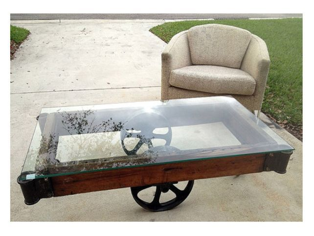Factory Cart Table   Google Search