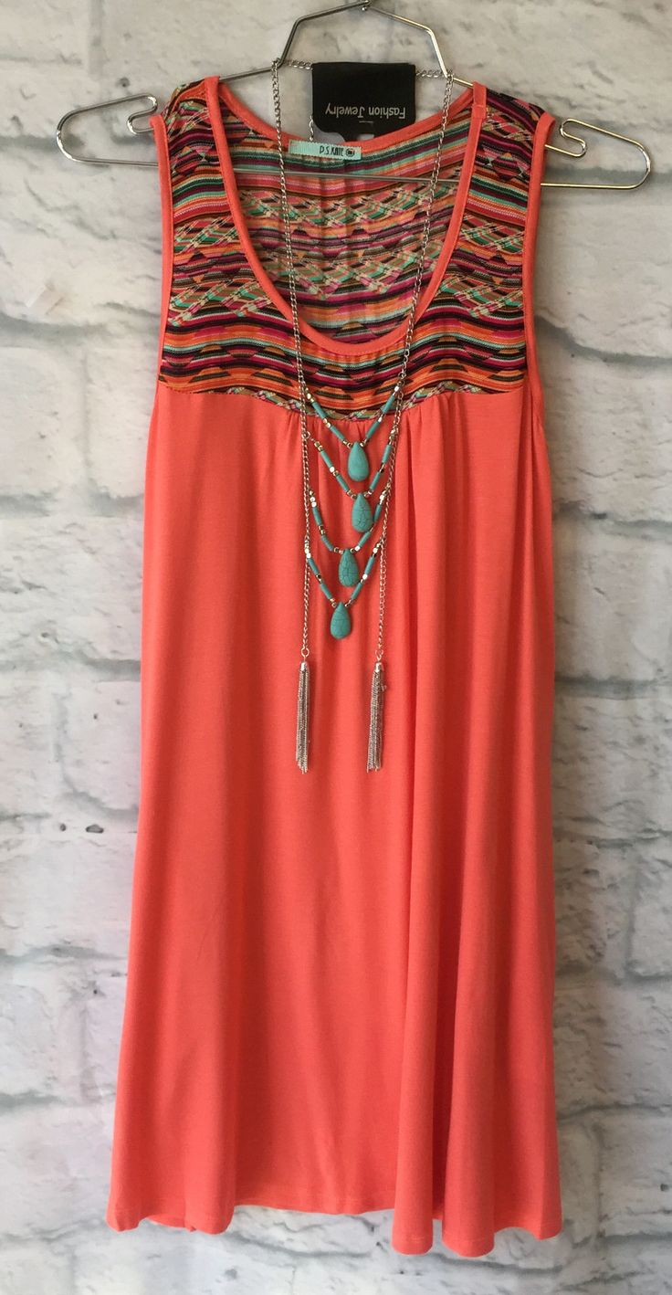 Aztec Pocket Dress from privityboutique