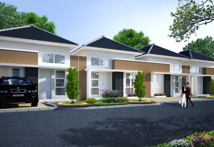 Desain Perumahan Ansley View Batam Tipe 42 Arsitek Batam ...