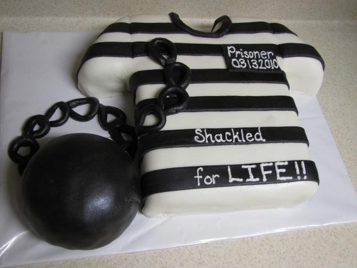 haha funny grooms cake