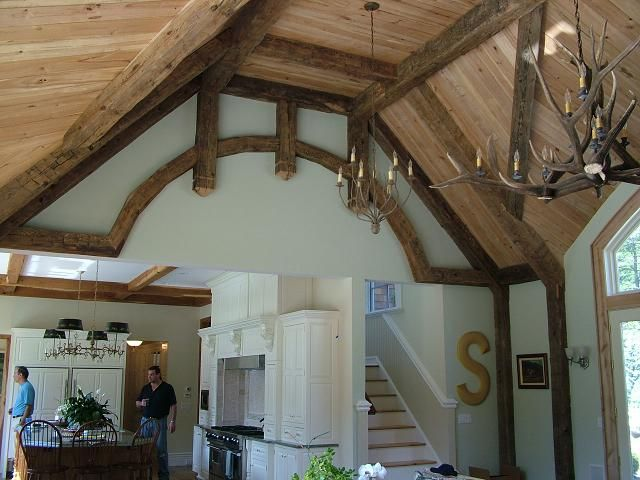 17 Best Images About Timber Truss Designs On Pinterest A