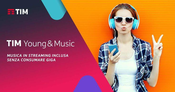 Proposta aggressiva per Tim Young, dal 1 maggio 2 GB gratis per ascoltare la musica  #follower #daynews - https://www.keyforweb.it/proposta-aggressiva-per-tim-young-dal-1-maggio-2-gb-gratis-per-ascoltare-la-musica/