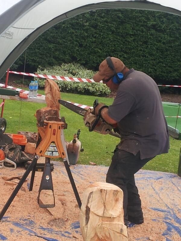 Best chain saw carving images on pinterest