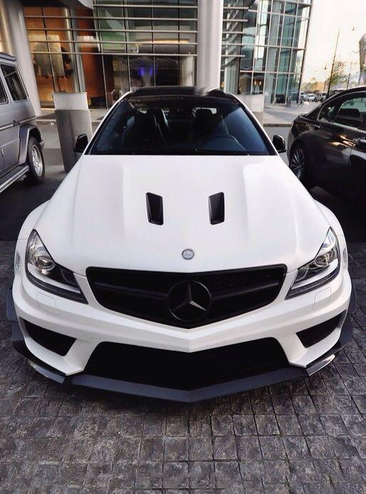 Mercedes C63 AMG...Drive it. Lottogopher.com.