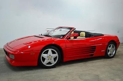 1994 Ferrari 348 Spider VERY RARE Color Combo