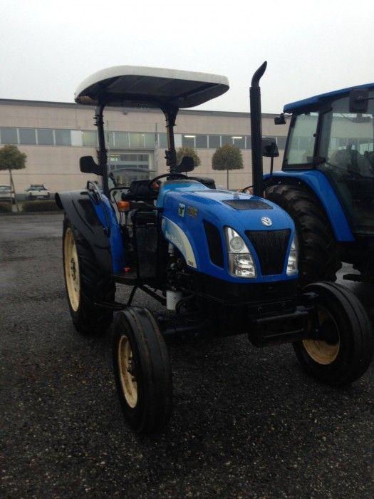 NEW HOLLAND TN60A | Affare Trattore , Trattori e macchine agricole usate