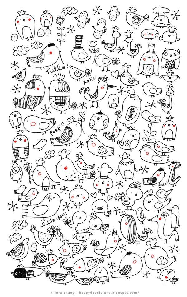 Study of Birdies